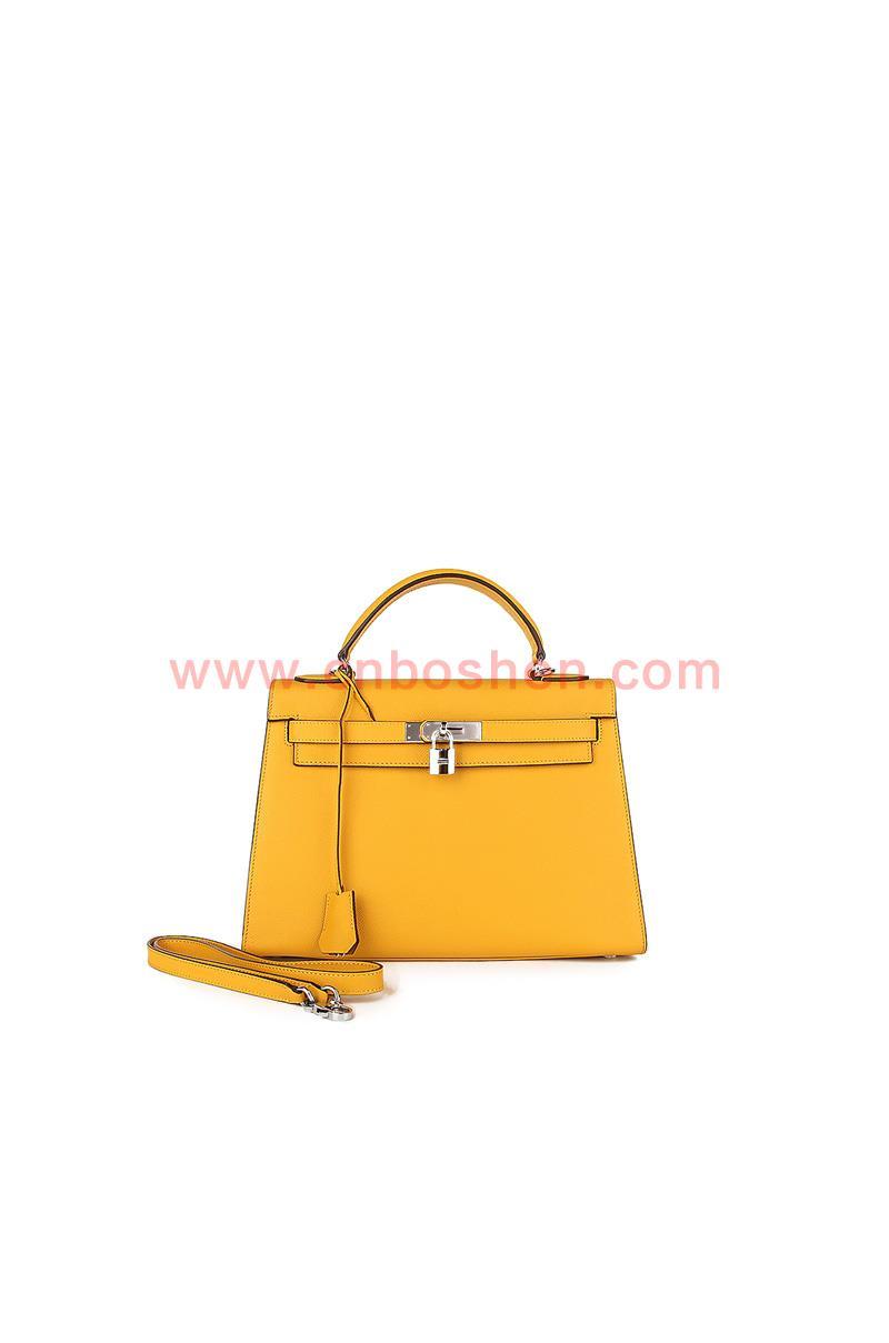 BSWH17019 Luxury Handbag Manufacturer Custom Leather Handbag