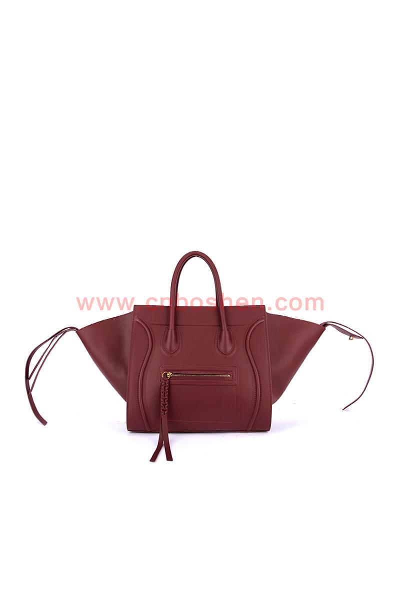 Bswh17038 China Leather Goods Manufacturers Las Handbag