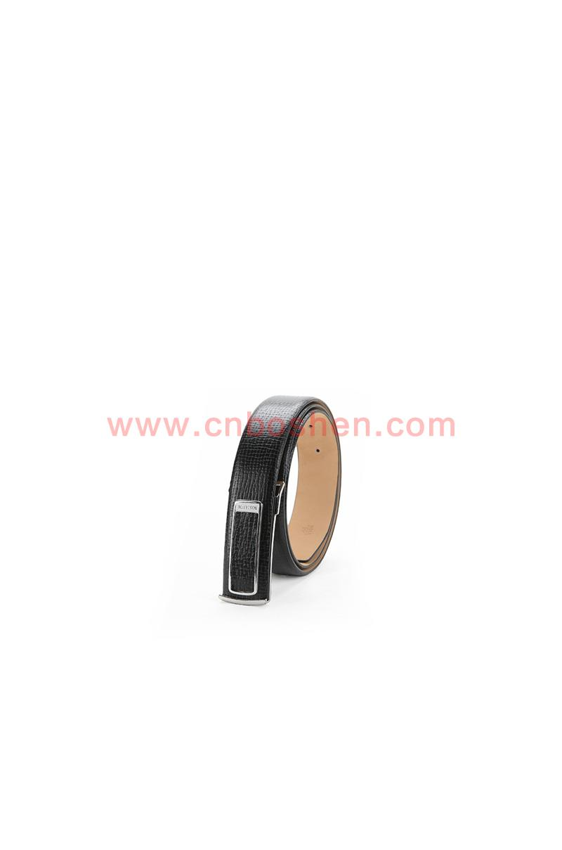 bslb17011 leather belt manufacturers genuine leather belt