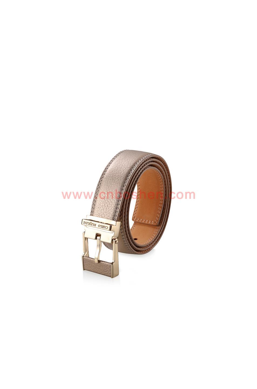 BSLB17006 Leather Belt Manufacturers Genuine Leather Man Belt