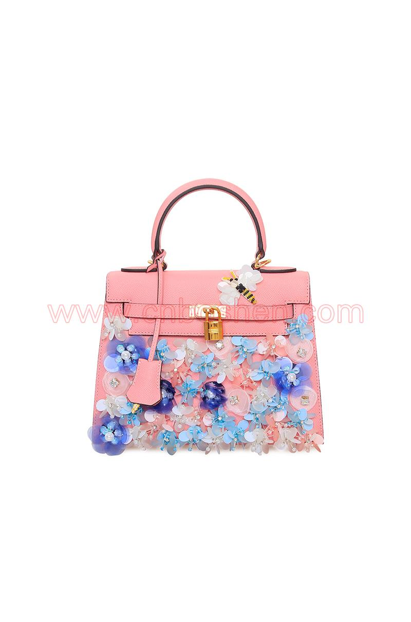 BSWH001-02 leather bag manufacture lady shell bags handbag