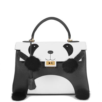 BSWH001-10 designer panda handbag manufacturers