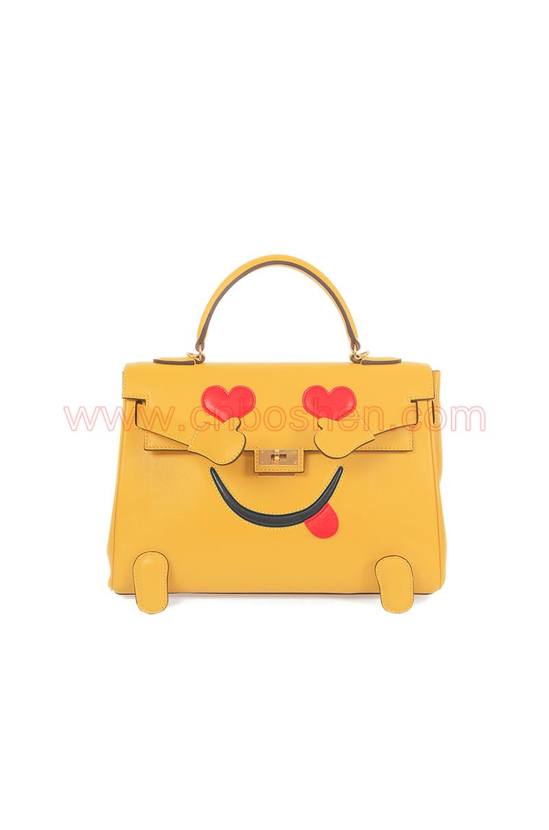 BSWH001-13 leather handbag manufacturers in china