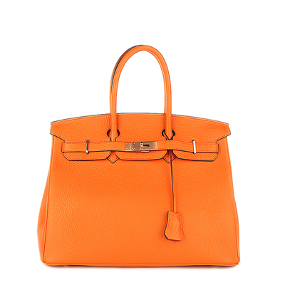 BSWH002-03 classic casual leather handbag