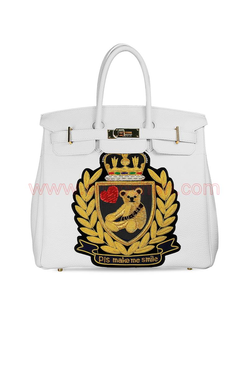 BSWH002-16 classic casual leather handbag