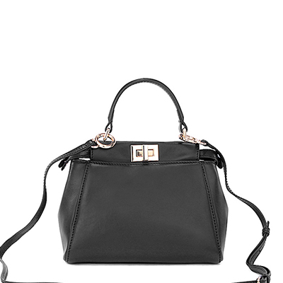 BSWH010-03 classic casual leather handbag