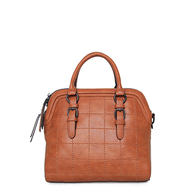 BS-WH018-02 woman handbag factory