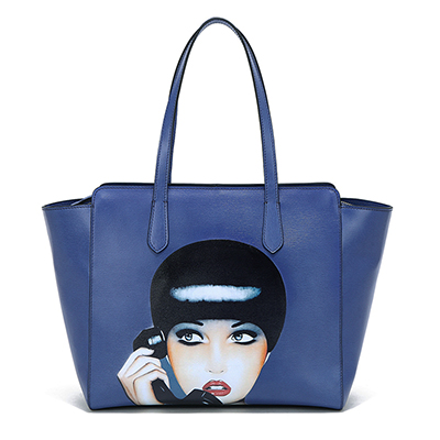 BSWH030-01 lady leather bag manufacturers