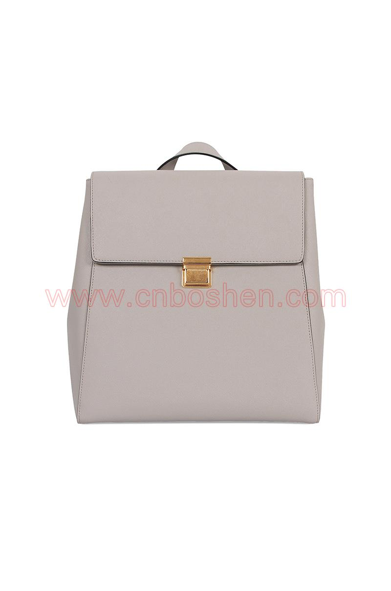 BS-WB007-01 lady backpack bags manufacture