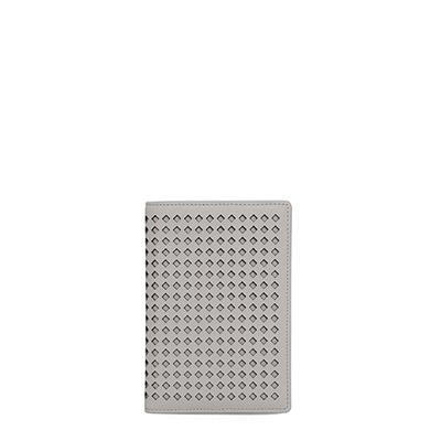 BS-TB014-01 Passport wallet leather goods manufacturer