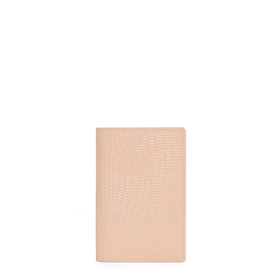 BS-TB014-02 China Passport wallet leather goods manufacturer