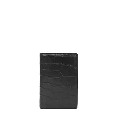 BS-TB014-03 Passport wallet leather goods manufacturer