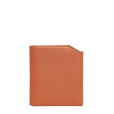 BS-LW027-0 leather wallet manufacturer