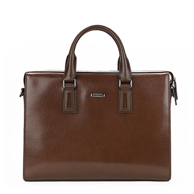 BS-MB009-01 leather bag manufacture men shell bags briefcase