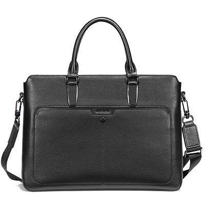 BS-MB005-01 leather briefcase  manufacturers in china