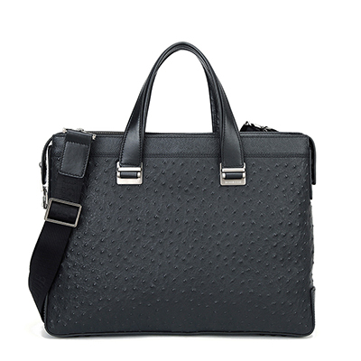BS-MB004-01 classic casual leather briefcase manufacturers
