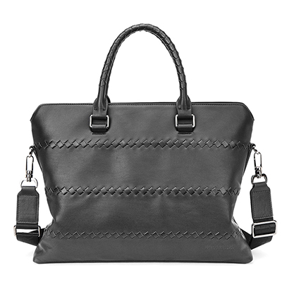 BS-MB002-01 leather bag manufacture men shell bags briefcase