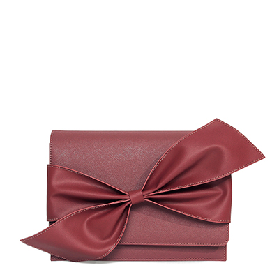 BS-WS002-03 leather bag manufacture lady shell bags