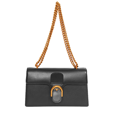 BS-WS013001 leather bag manufacture lady shell bags